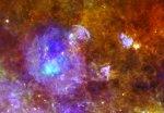 Supernova W44 in Aquila