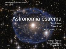 gs Lions San Giusto 27-04-16 Astronomia estrema