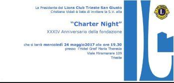 invito _charter