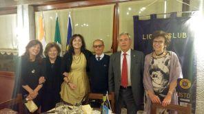 Il dott. Maurizio Amadio, socio del L.C. Lodi Torrione